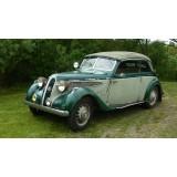 BMW 326 Cabriolet,  1937
