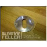 Abdeckscheibe f. Kupplungshebel Getriebe, passend für EMW R35