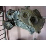 Flugzeug- Wrackmotor für Sammler