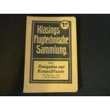 Klasings Flugtechnische Sammlung - Band 3 - Navigation und Kompaßkunde, 1917