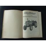 Zetor 50 Super Radschlepper Diesel - Bedienungsanleitung - 1961