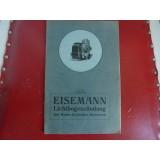 Eisemann Lichtbogenzündung für Mehr-Zylinder-Motoren - Broschüre alt im Original