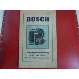 Bosch Lichtbogen-Zündung ZR4 und ZR6 - Broschüre 10er Jahre