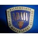 ADMV Plakette zum Schrauben 7 x 7,5 cm
