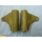 Lampenhalter Paar  für EMW R 35-3 im Original
