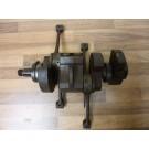 DKW 1000 cm³ Kurbelwelle 4 Zylinder V -Motor überholt ohne Ladepumpe