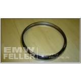 Lampenchromring mit Senkloch passend für EMW, AWO, BK 350