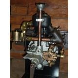 Fafnir Cudell? Automobilmotor, Cyclecar Engine