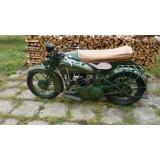 Harley Davidson 1927 JD Gespann