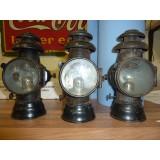 3 Lampen für LKW, Kutsche...