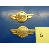AWO Emblem Satz Gebraucht Original (4)