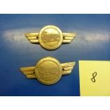 AWO Emblem Satz Gebraucht Original (2)