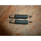 Satz Bremsbackenfedern hinten  passend für EMW R35