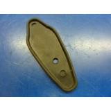 Nasenrücklicht Hexennase Unterlage Gummi für EMW R 35, AWO, BK große Ausführung